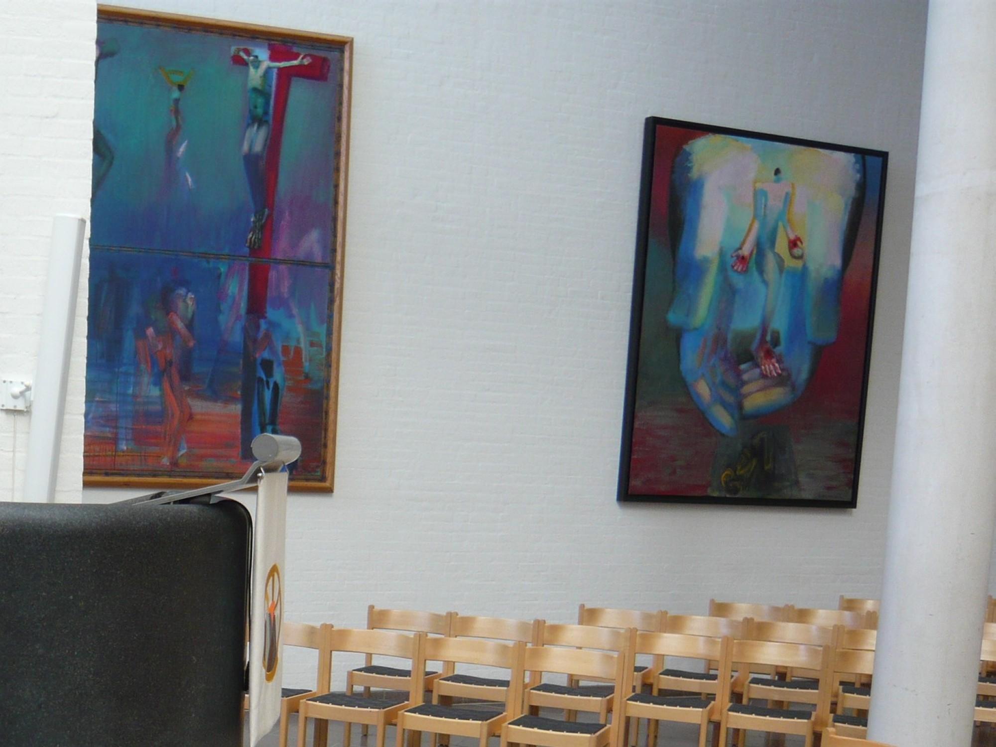 Haugen Sorensen, Arne_Crucifixion and Resurrection (Fonnesbaek)
