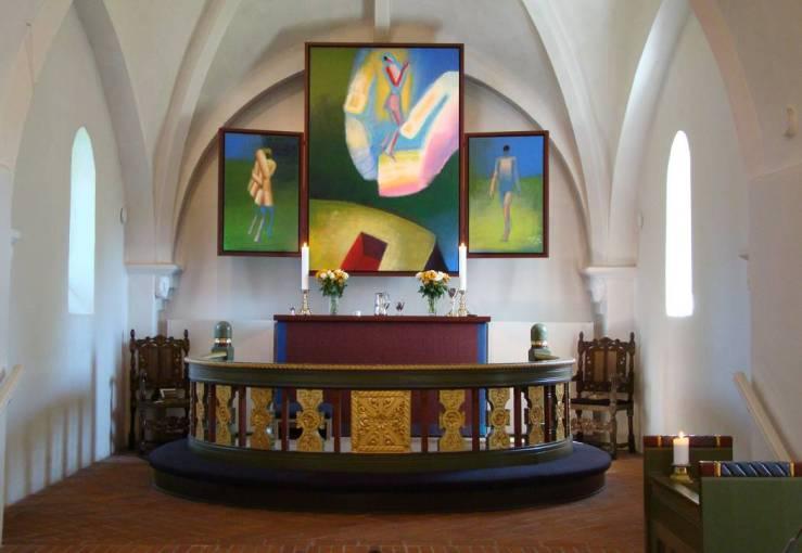 Haugen Sorensen, Arne_Resurrection (Bramming)