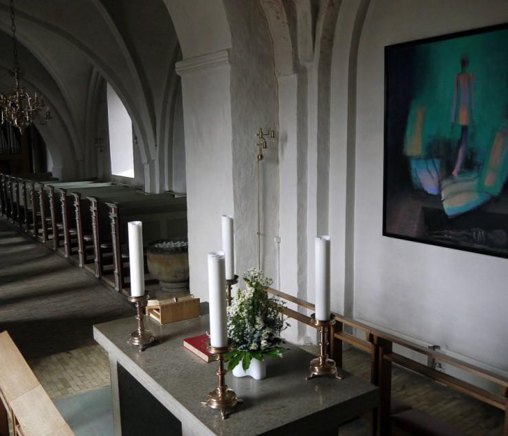 Haugen Sorensen, Arne_Resurrection (Lillerod)