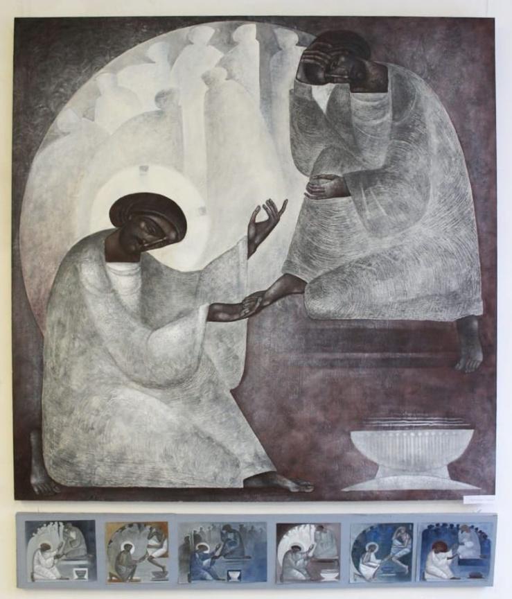 Kazanivska, Solomia_Washing of the Feet