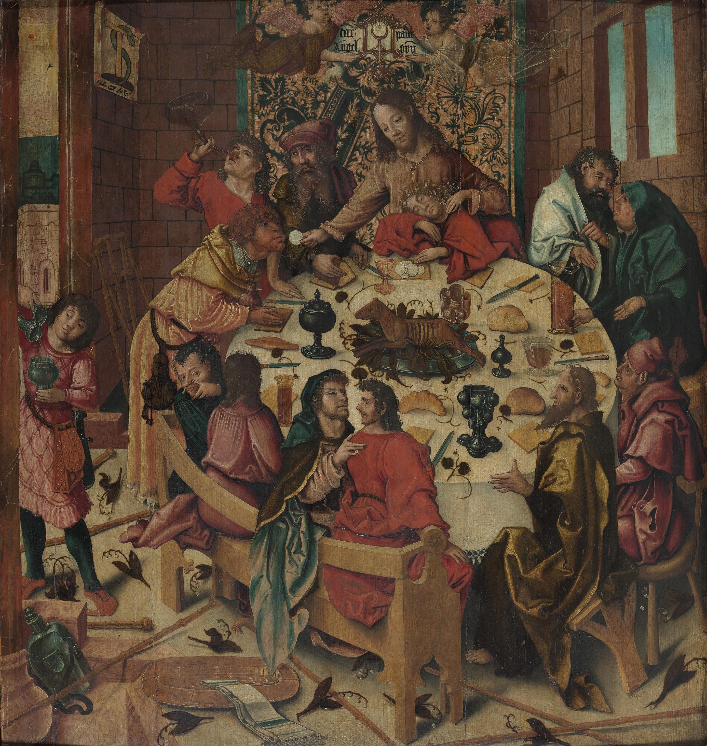 Ratgeb, Jorg_Last Supper