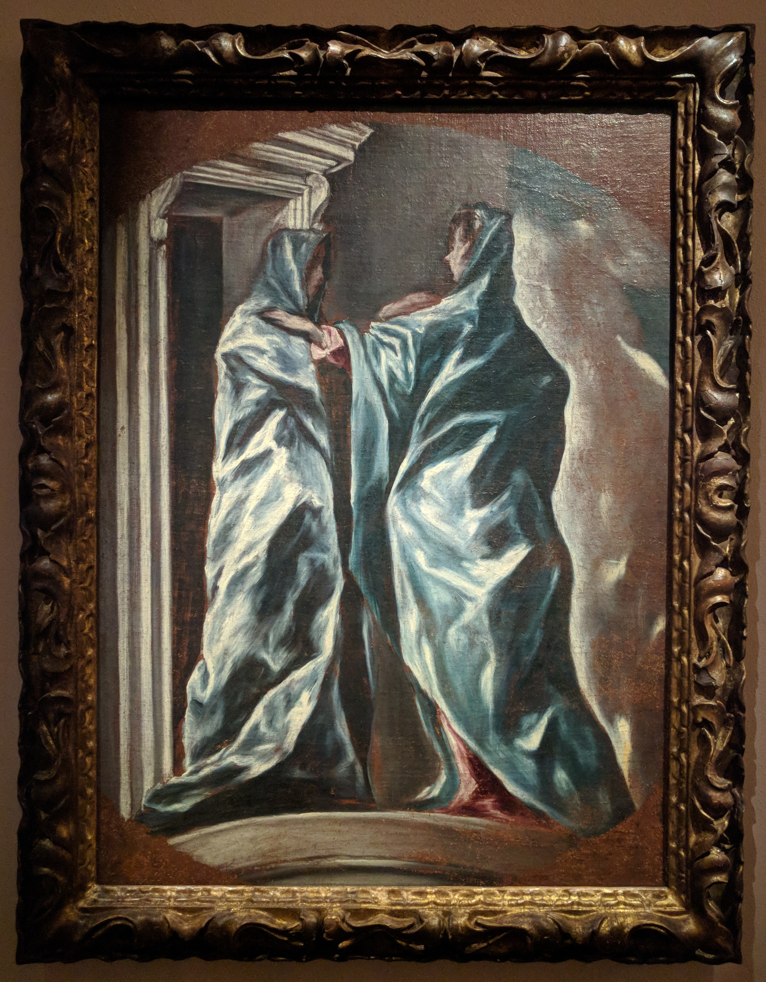 El Greco_The Visitation