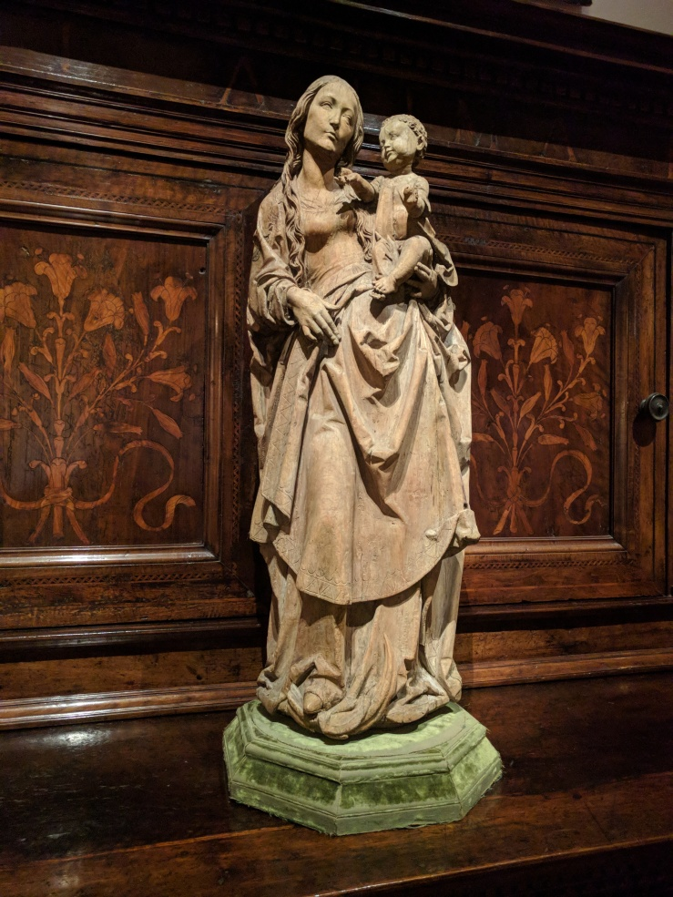 Riemenschneider, Tilman_Virgin and Child