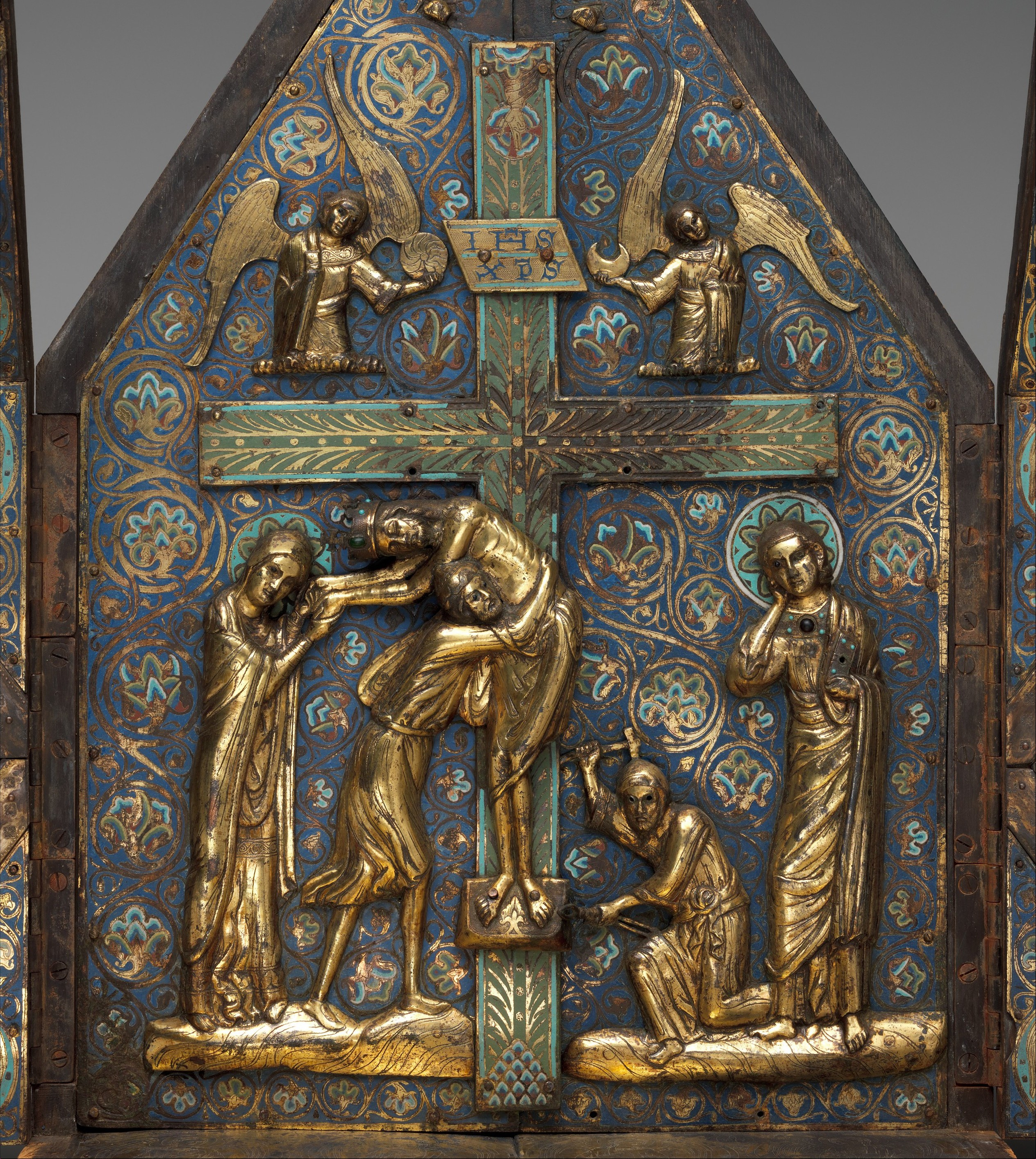 Tabernacle of Cherves (Deposition)