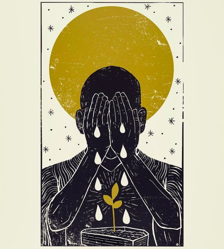 Erickson, Scott_Sorrowful Saint