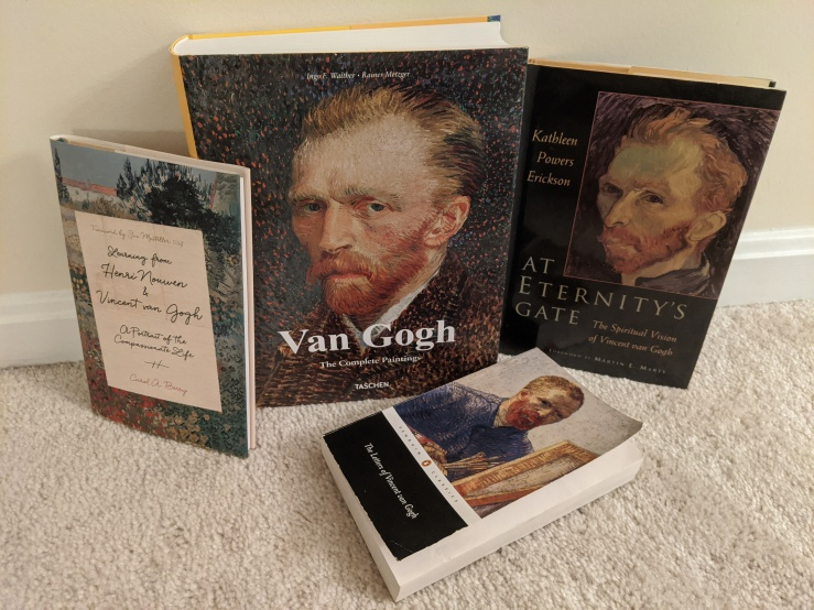 Van Gogh books