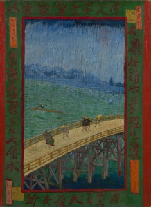 van Gogh, Vincent_Bridge in the Rain (after Hiroshige)