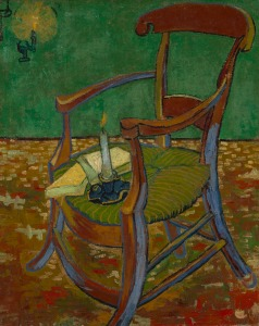 Van Gogh, Vincent_Gauguin's Chair