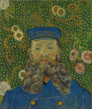 van Gogh, Vincent_Joseph Roulin