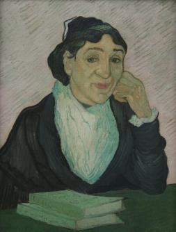 van Gogh, Vincent_L'Arlesienne (Madame Ginoux)