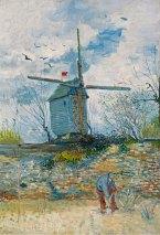 van Gogh, Vincent_Le Moulin de la Galette