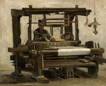 van Gogh, Vincent_Loom with Weaver