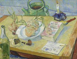 van Gogh, Vincent_Plate of Onions