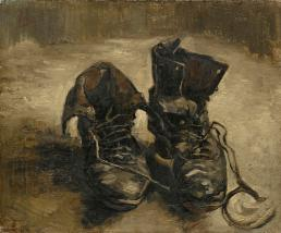 van Gogh, Vincent_Shoes