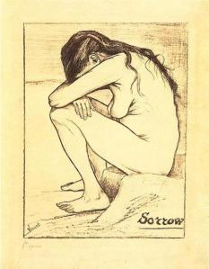 van Gogh, Vincent_Sorrow
