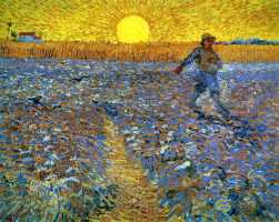 van Gogh, Vincent_Sower with Setting Sun