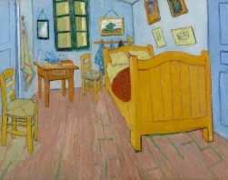 van Gogh, Vincent_The Bedroom