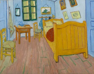 van Gogh, Vincent_The Bedroom