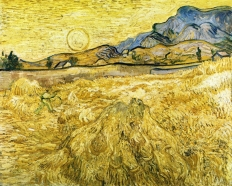 van Gogh, Vincent_The Reaper