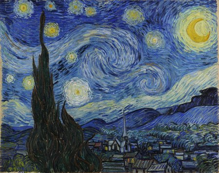 van Gogh, Vincent_The Starry Night