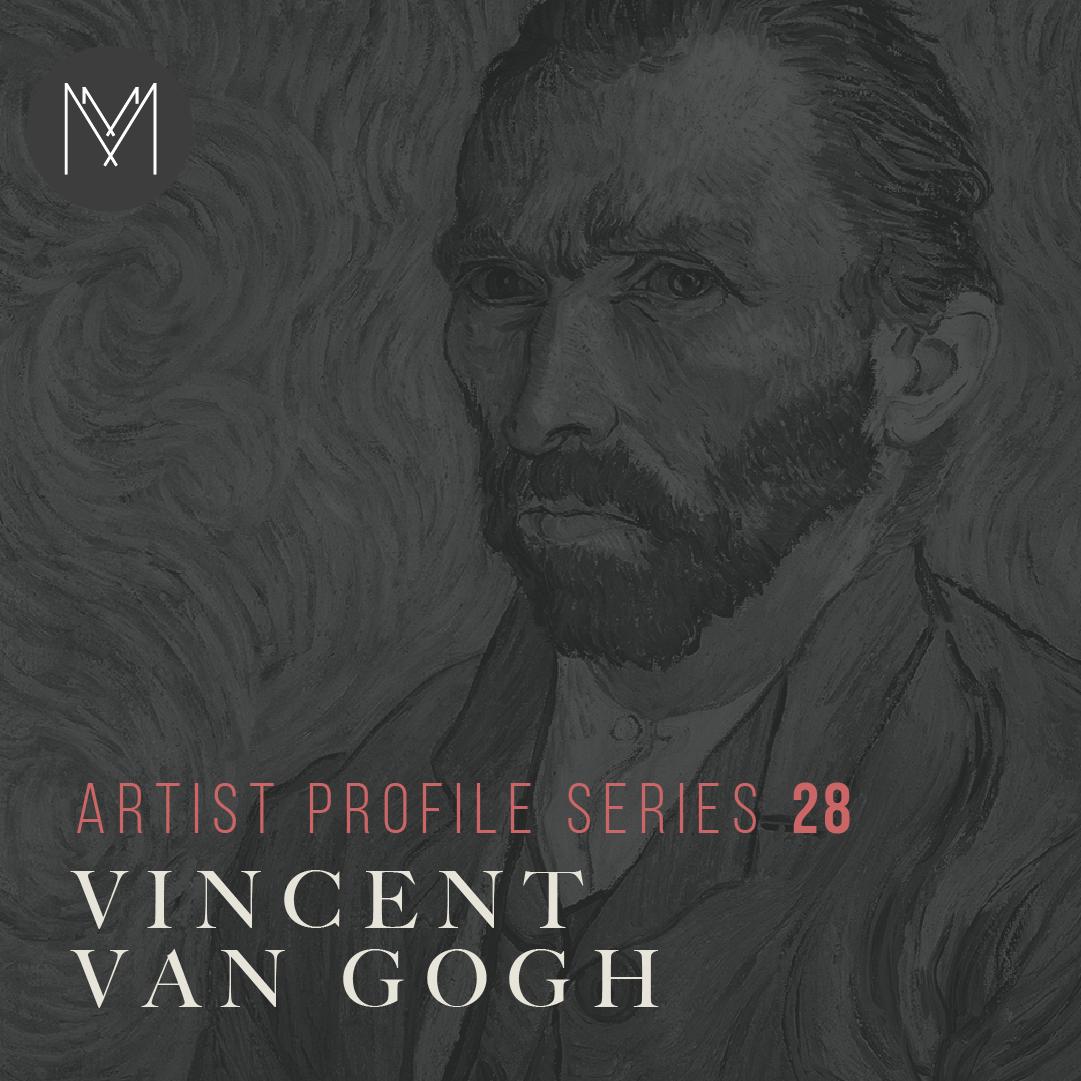 Vincent van Gogh artist profile
