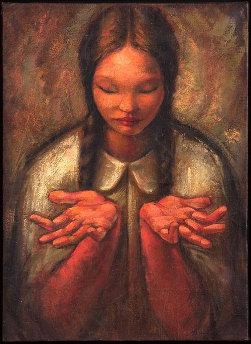 Cerra, Mirta_Prayer