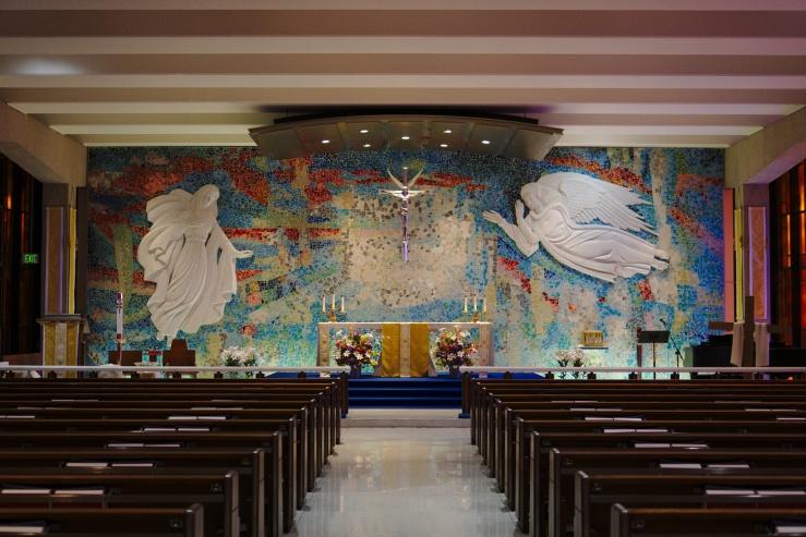 Catholic Chapel, USAFA