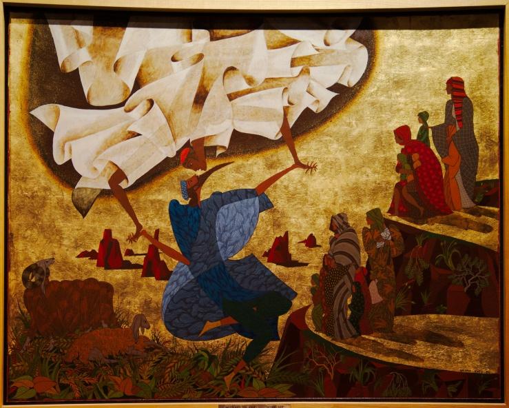 Jacob and the Angel by Shlomo Katz
