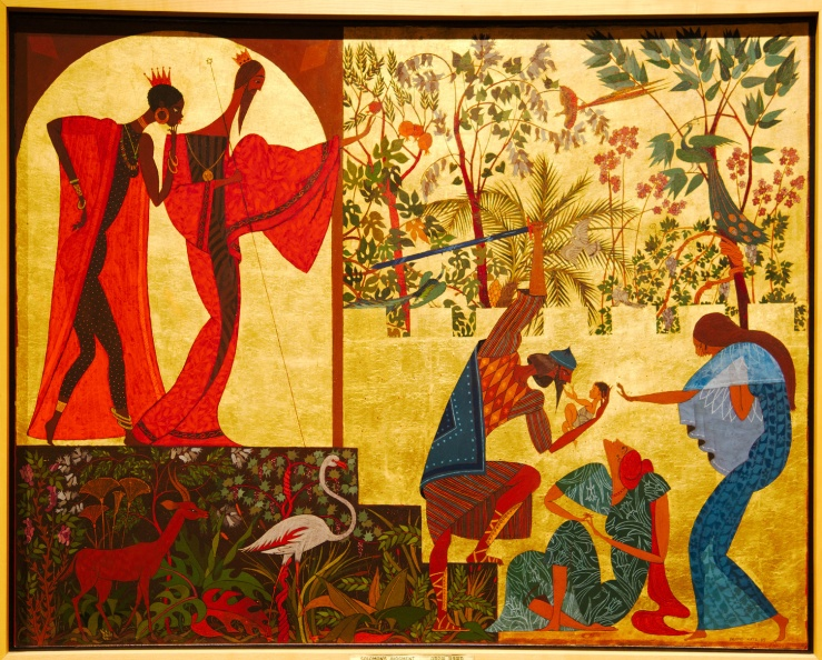 Solomon's Judgment by Shlomo Katz
