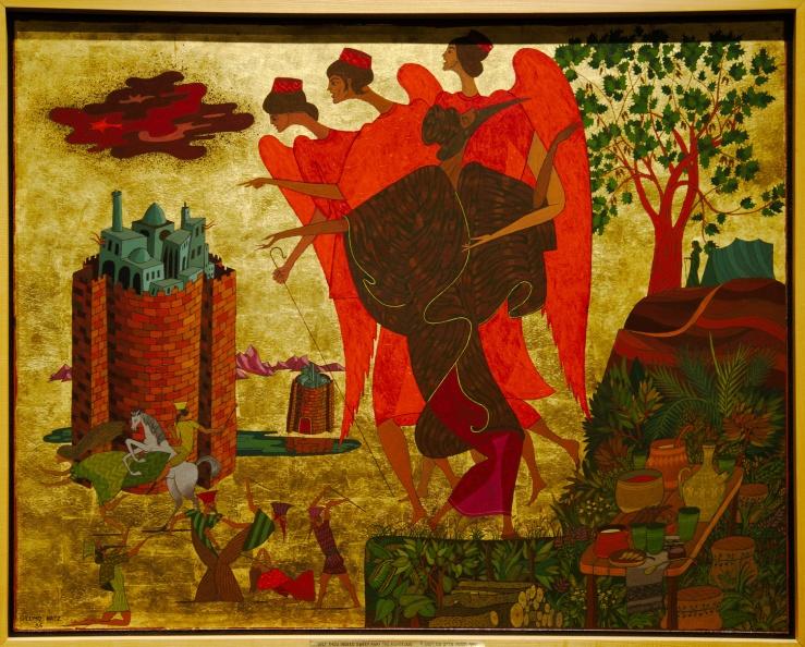 Wilt Thou Indeed Sweep Away the Righteous? by Shlomo Katz