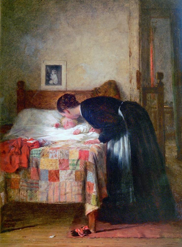Hardy, Frederick Daniel_A Kiss Goodnight