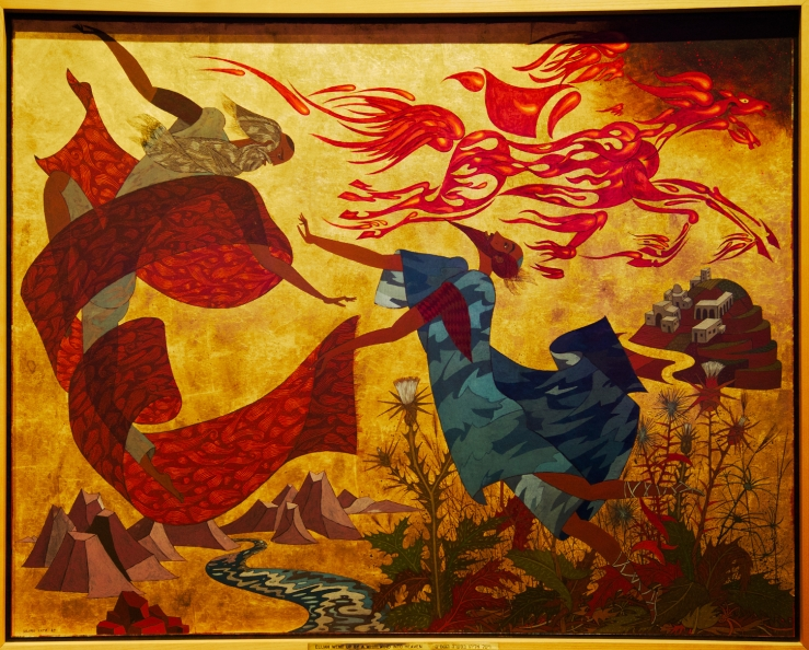 Chariot of Fire by Shlomo Katz