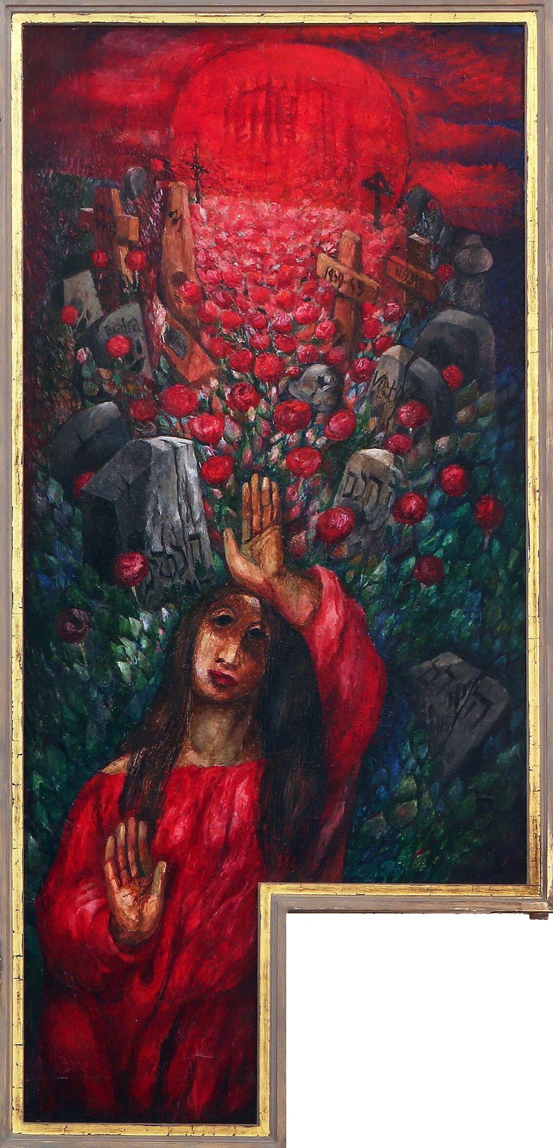 Koder, Sieger_Mary Magdalene at the Tomb