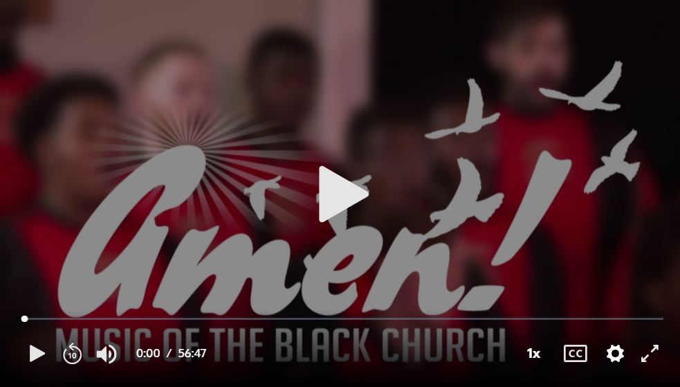 Music of the Black Church