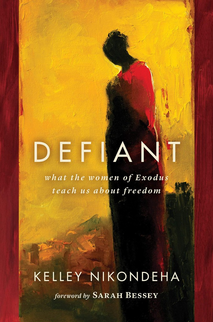 Defiant book cover