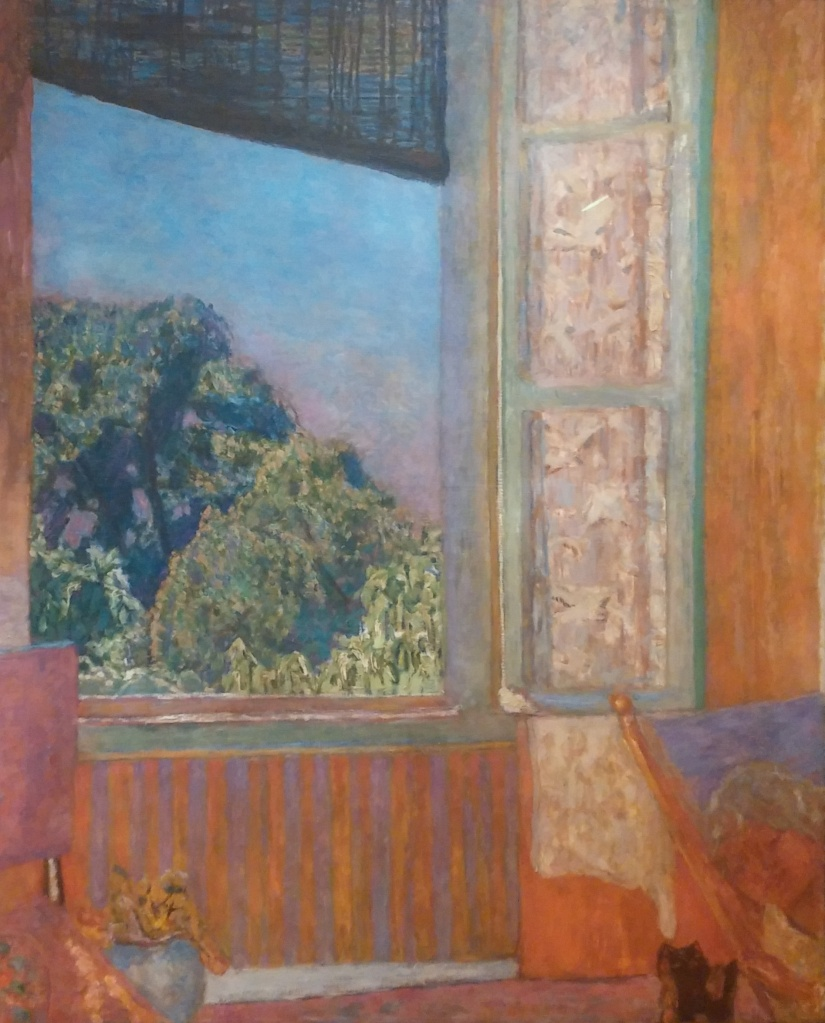 Bonnard, Pierre_The Open Window
