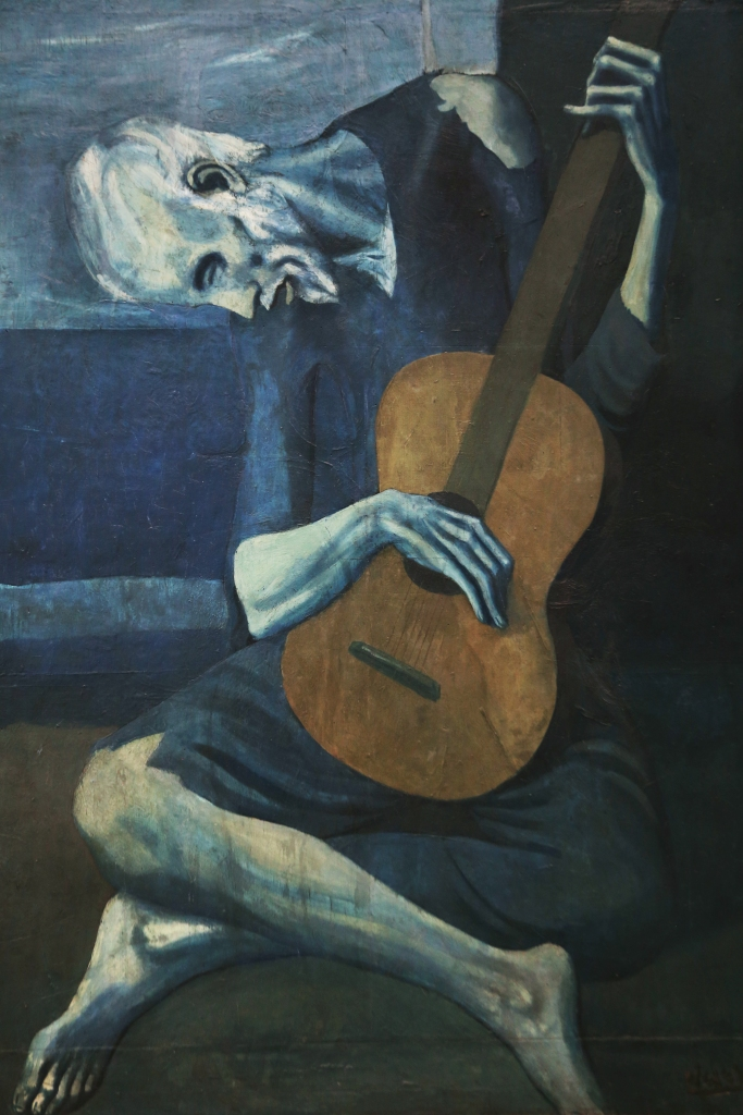 Picasso, Pablo_The Old Guitarist