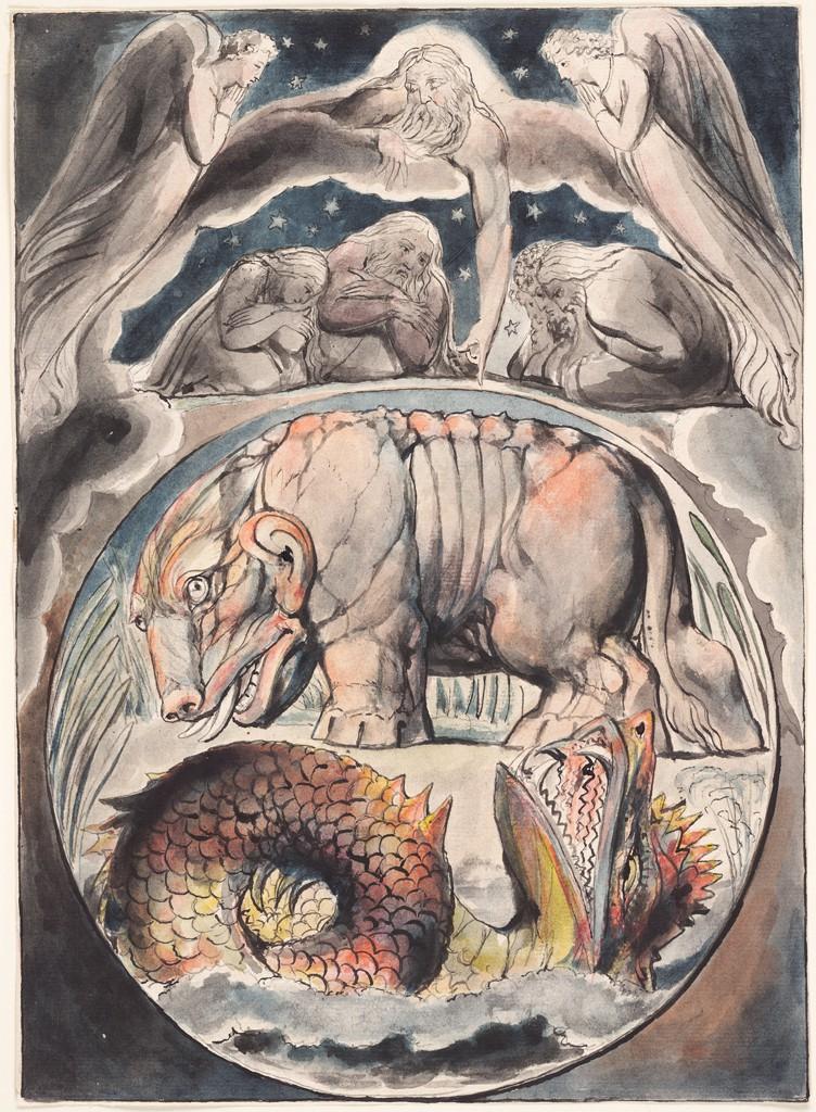 Blake, William_Behemoth and Leviathan