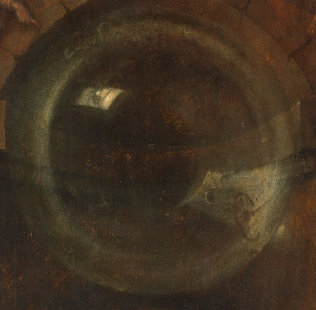 de Gheyn II, Jacques_Vanitas Still Life (bubble detail)