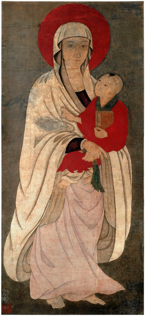 Madonna and Child (Chinese)