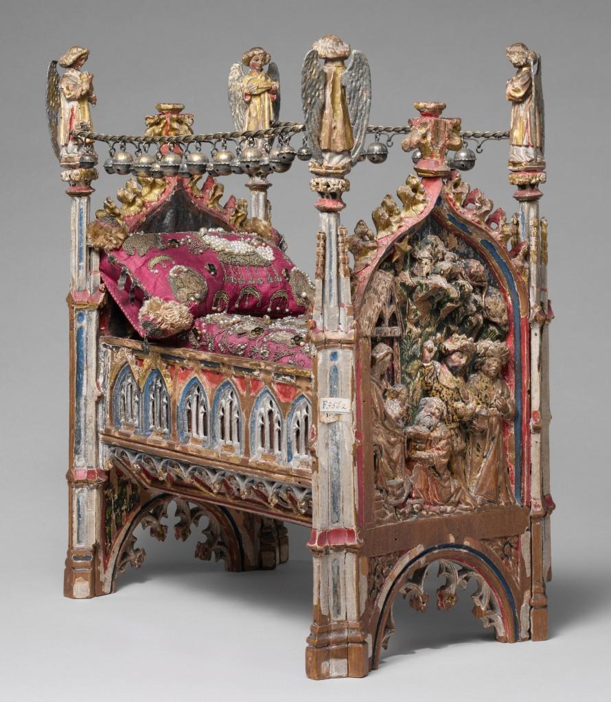 Beguine cradle (The Met)