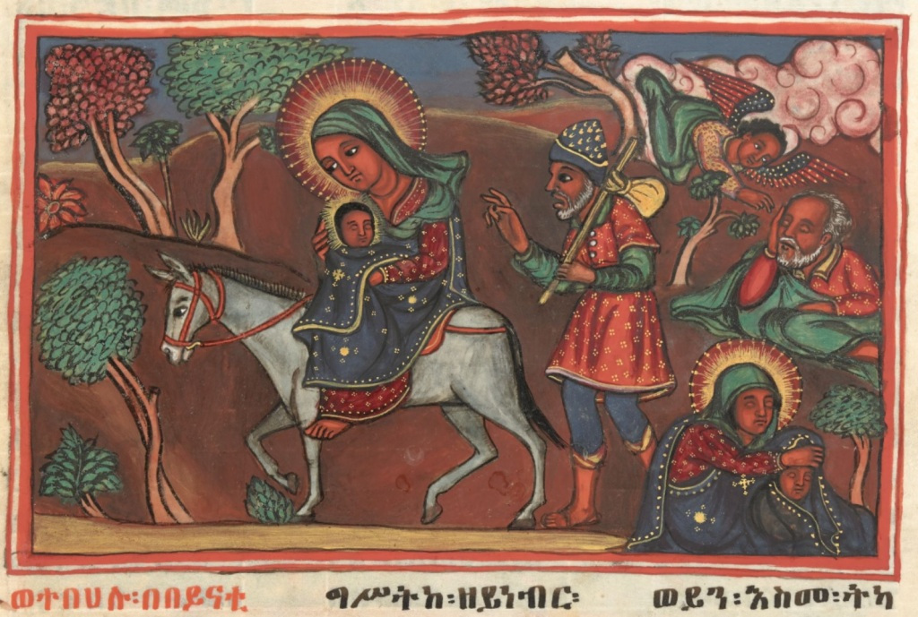 Flight to Egypt (Ethiopian)