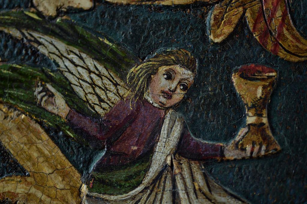 Lindau Crucifixion detail