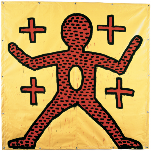 Haring, Keith_Untitled (1981)