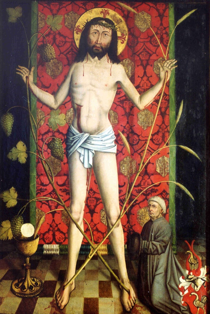 Herlin, Friedrich_Eucharistic Man of Sorrows