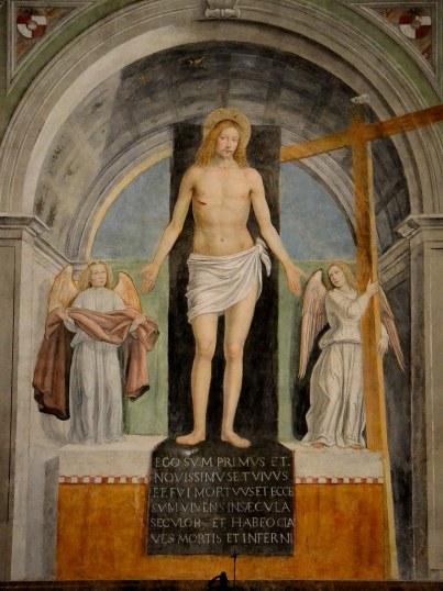 Ambrogio Bergognone, Resurrected Christ