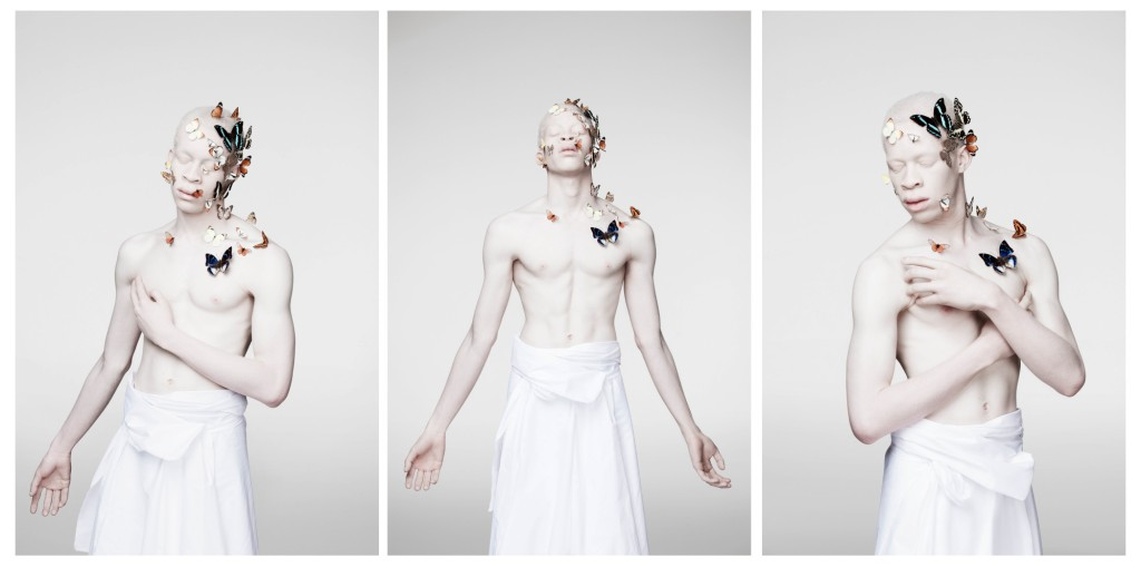 Justin Dingwall, Liberty (triptych)