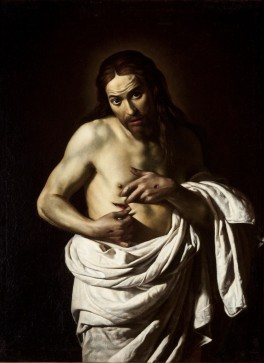 Galli, Christ Displaying His Wounds