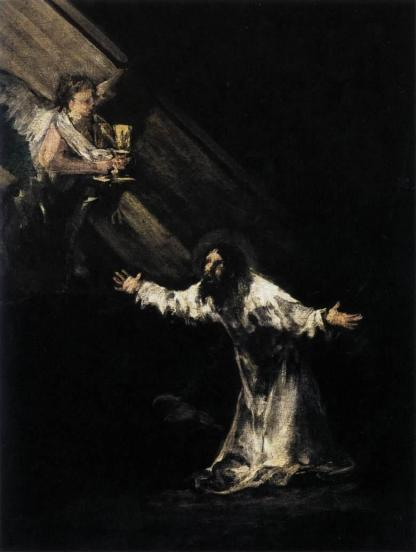 Francisco Goya, Christ on Mount of Olives