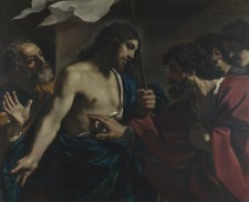 Guercino, Incredulity of Saint Thomas